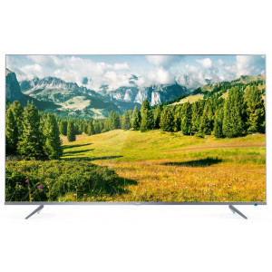 Телевизор TCL L50P6US 4К Сверхтонкий  Серебристый в Морском фото